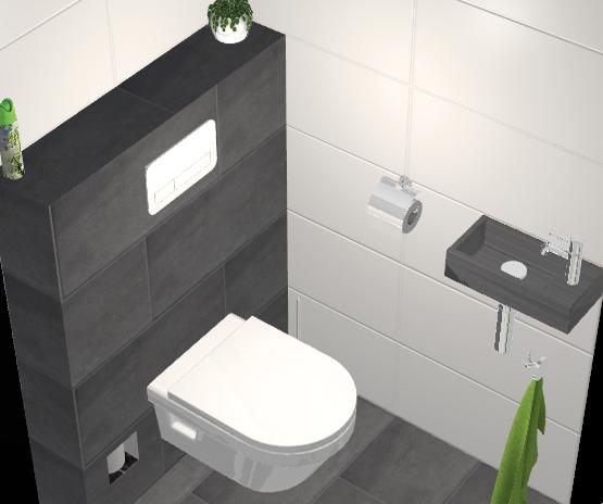 Voorbeelden Toilet Inrichting.Enorme Keus Voor Het Kleinste Kamertje In Huis
