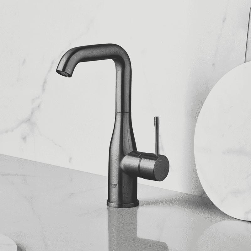 Badkamer Mengkraan Grohe.Kranen Voor Douche Toilet Wastafel Of Keuken Altijd De Juiste Kraan