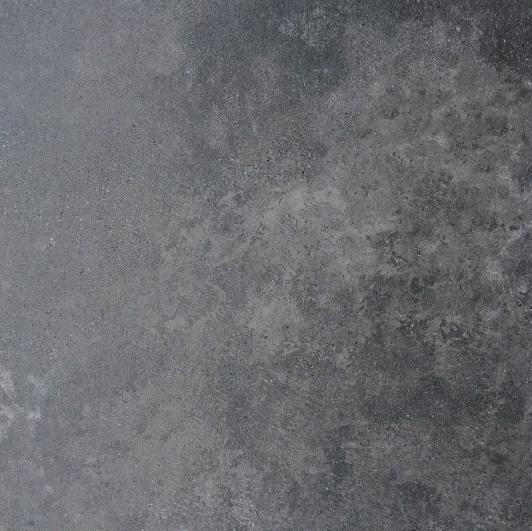 Antraciet Tegels 60x60.Gravel Antraciet 60x60 Rett
