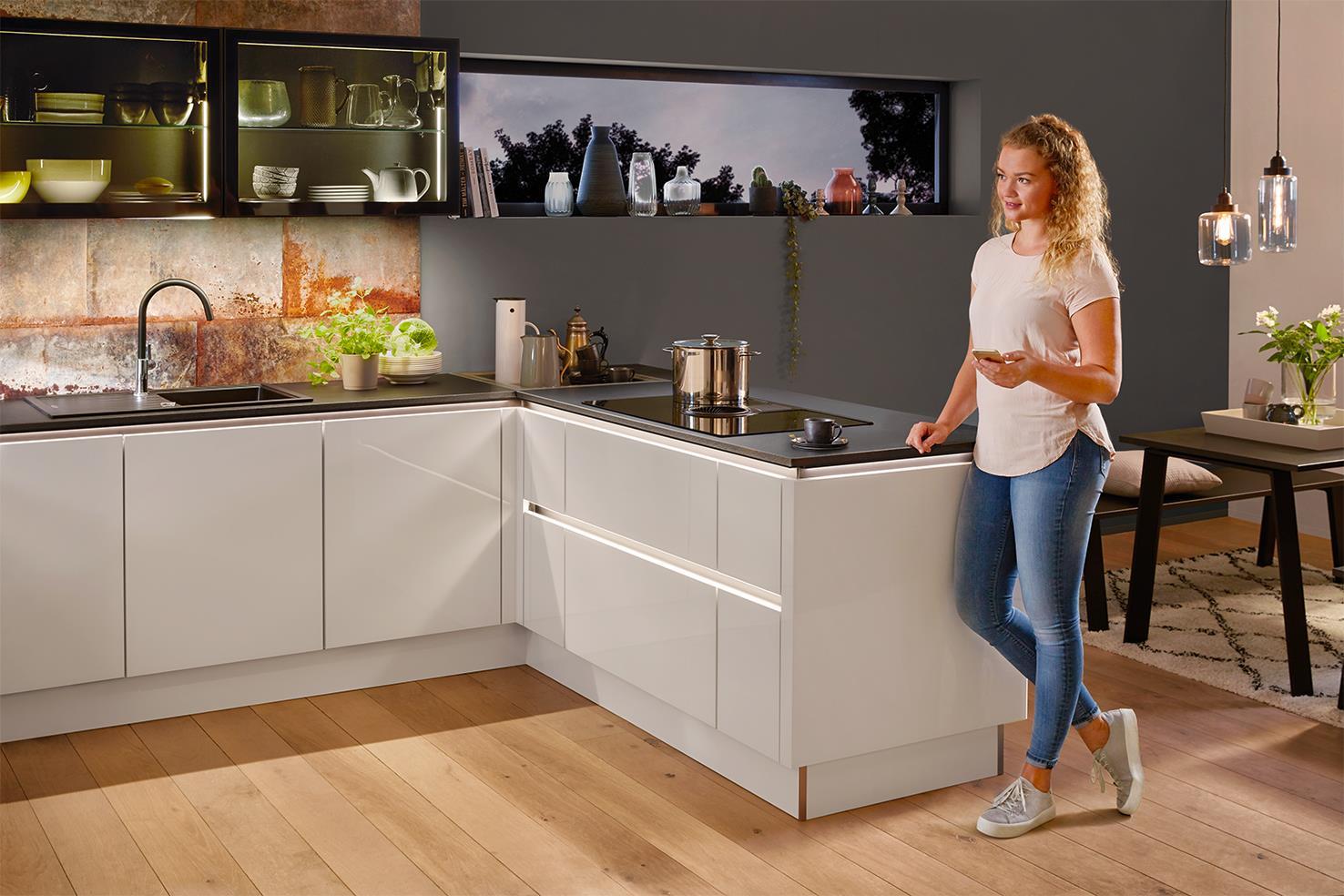 Versani voor maatwerk keukens en complete kwaliteit keukens